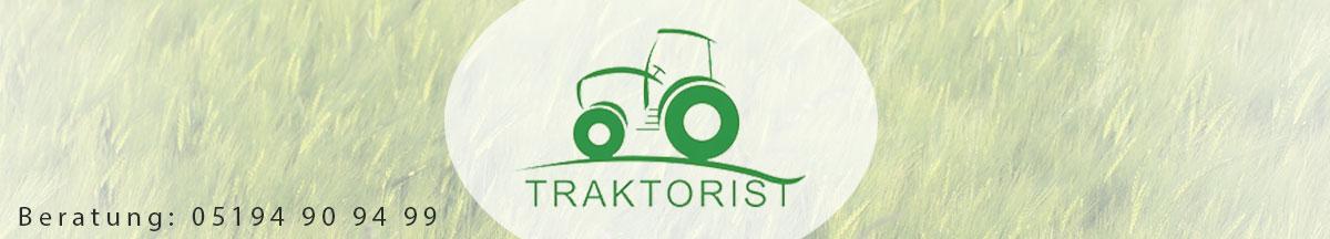 Traktorist Shop-Logo