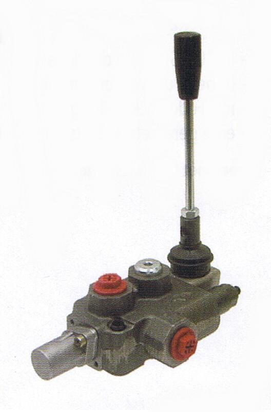 """Hydraulikventil Monoblock Holzspalter 1f Steuerschieber 3//8/"""" doppeltwirkend"""